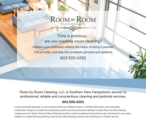 Room by Room Cleaning
